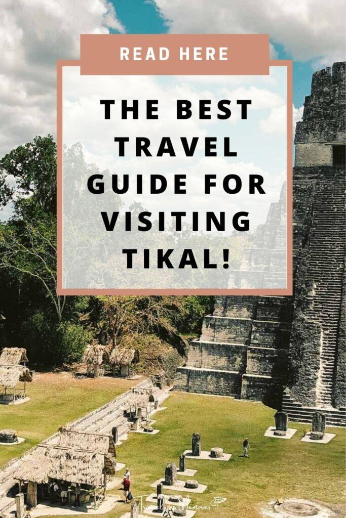 Tikal guide pin II