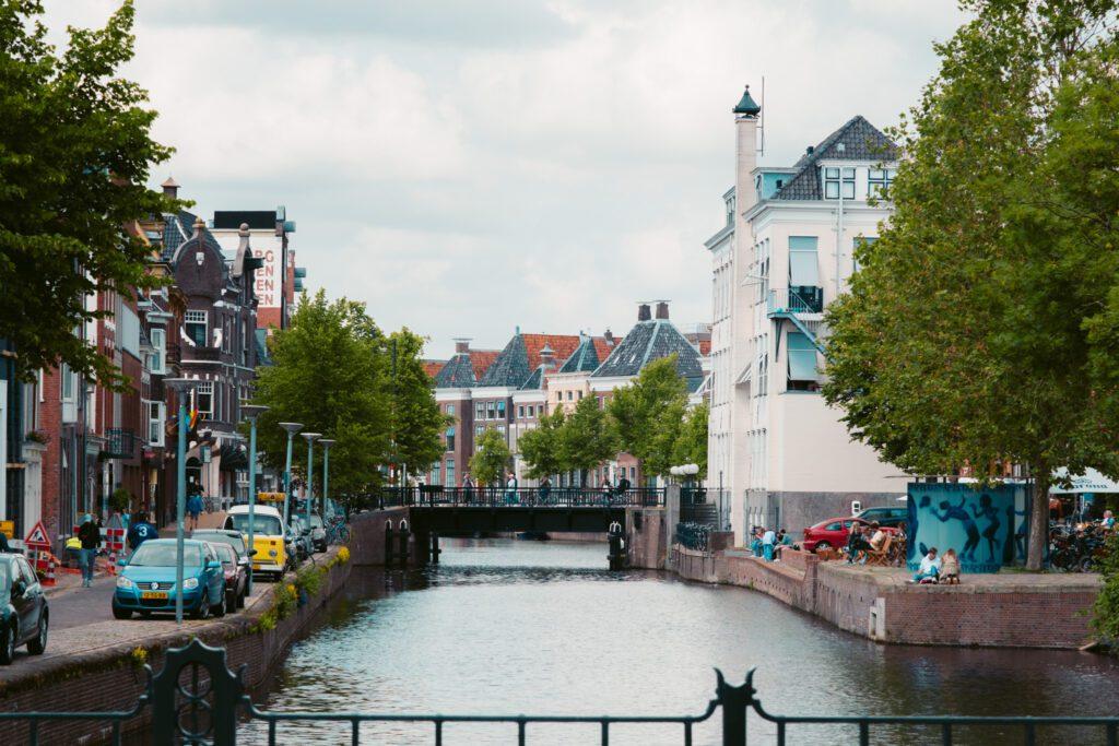 Canals Groningen