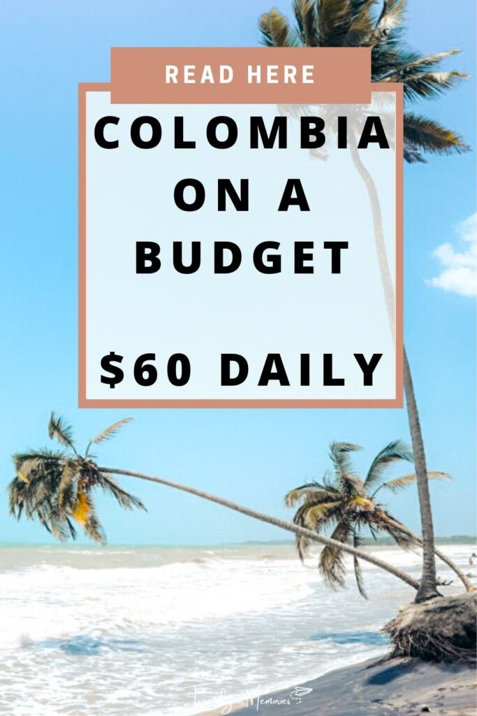 Colombia trip cost pin I