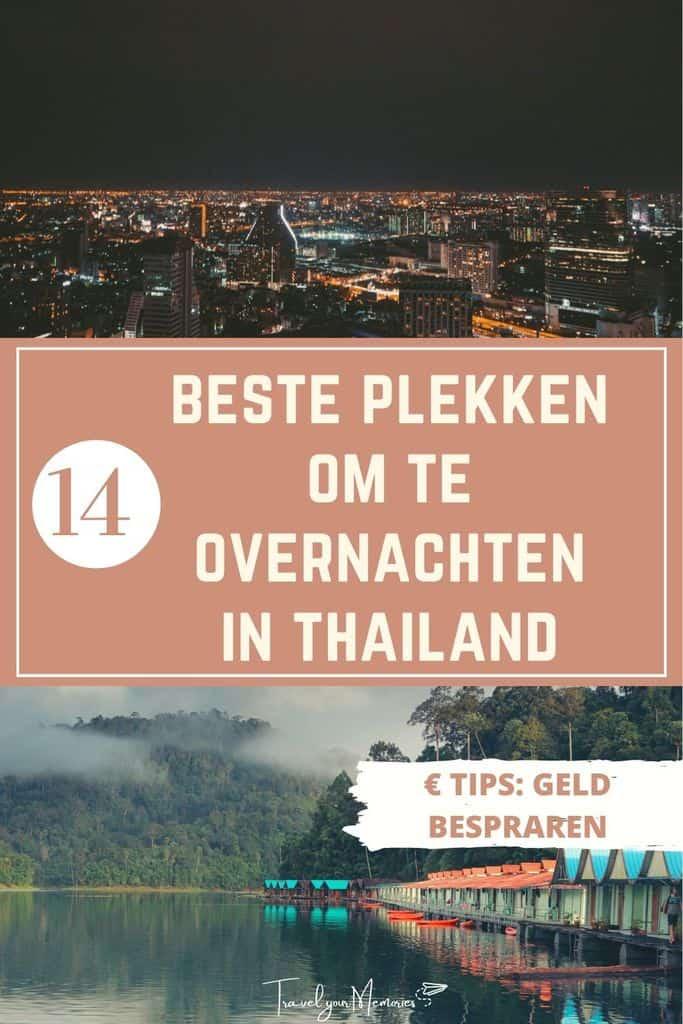 #14 Beste hostels en hotels in Thailand om te verblijven