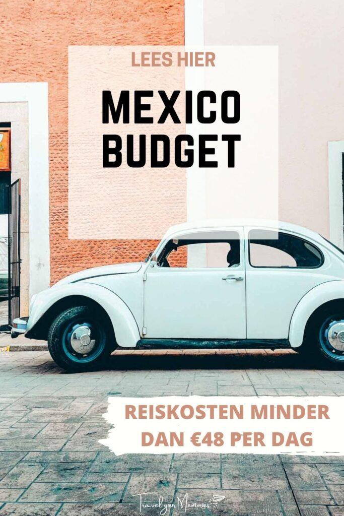 mexico budget pin I