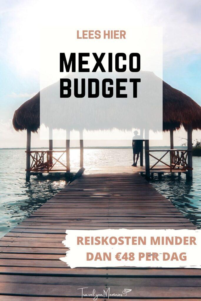 mexico budget pin III