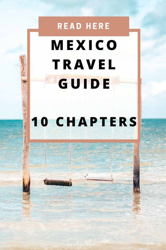 mexico travel guide pin I