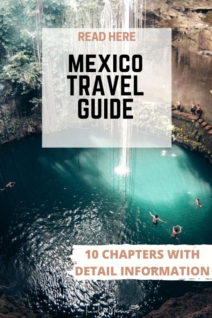 mexico travel guide pin II