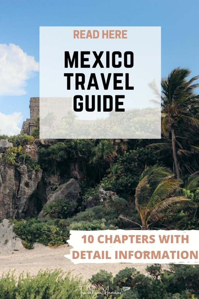 mexico travel guide pin III