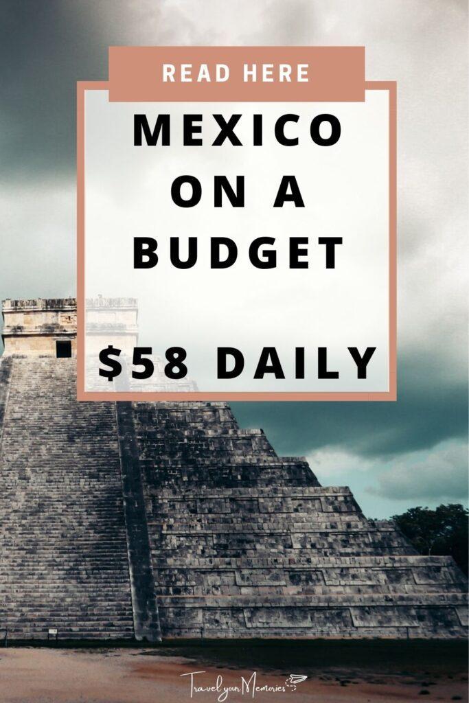 mexico trip cost pin I