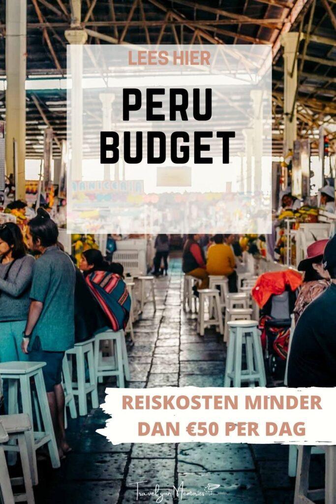 peru budget pin II