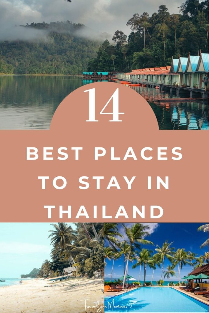 places to stay in thailand pin II
