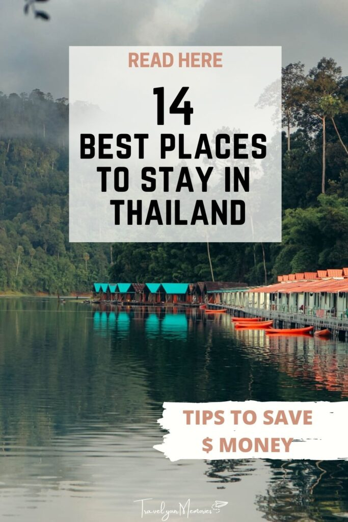places to stay in thailand pin III