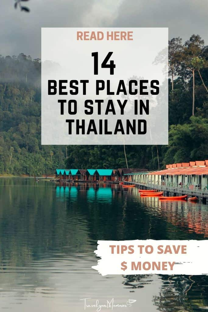 #14 Best places to stay in Thailand