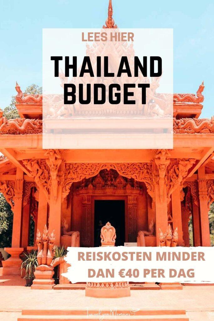 thailand budget pin I