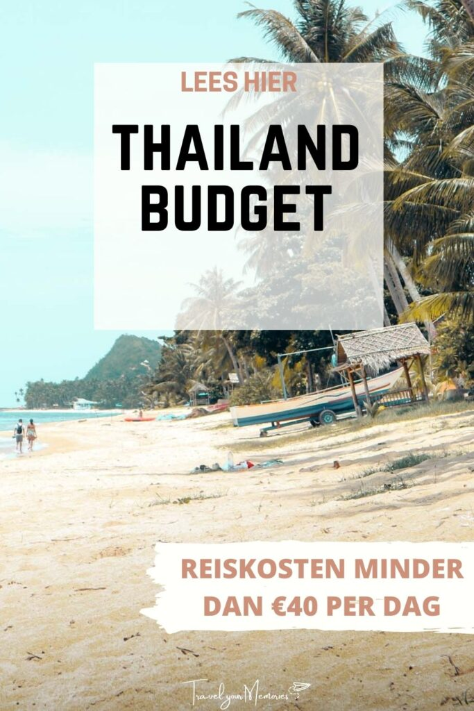 thailand budget pin III