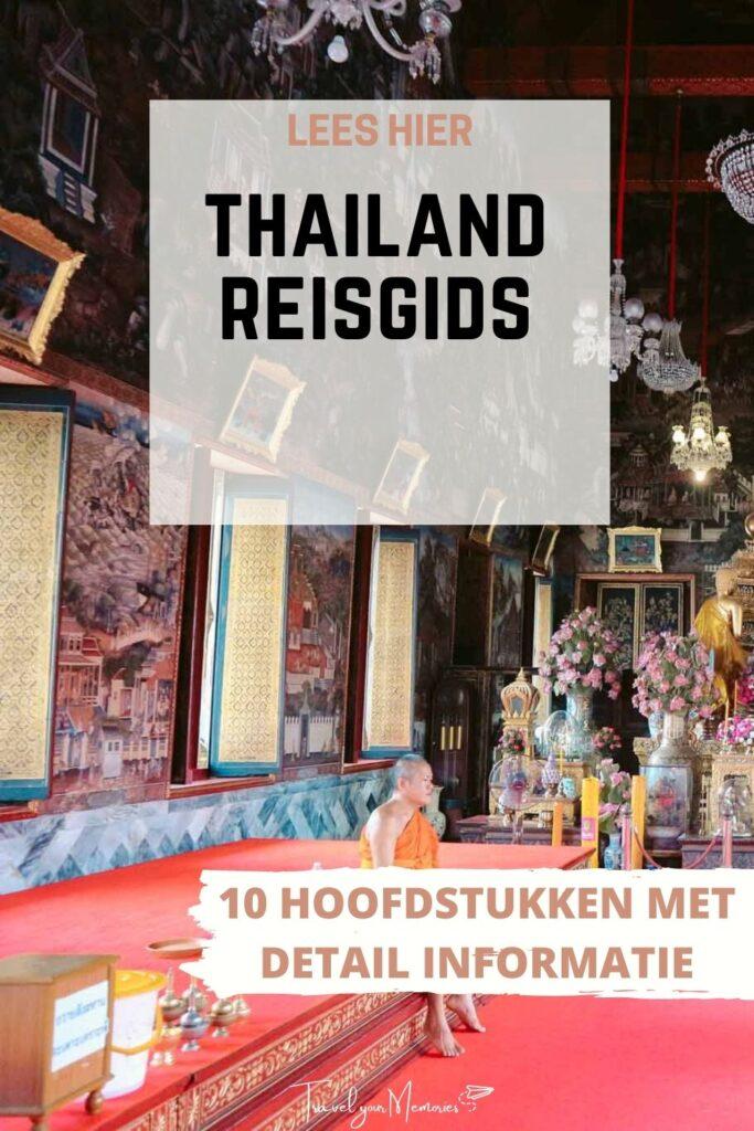 thailand reisgids pin III