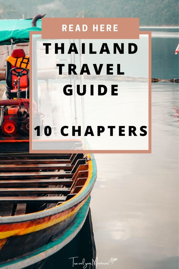thailand travel guide pin I