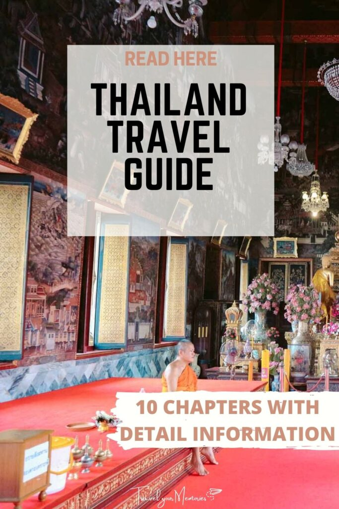 thailand travel guide pin II