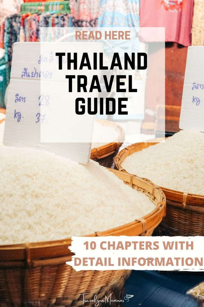thailand travel guide pin III