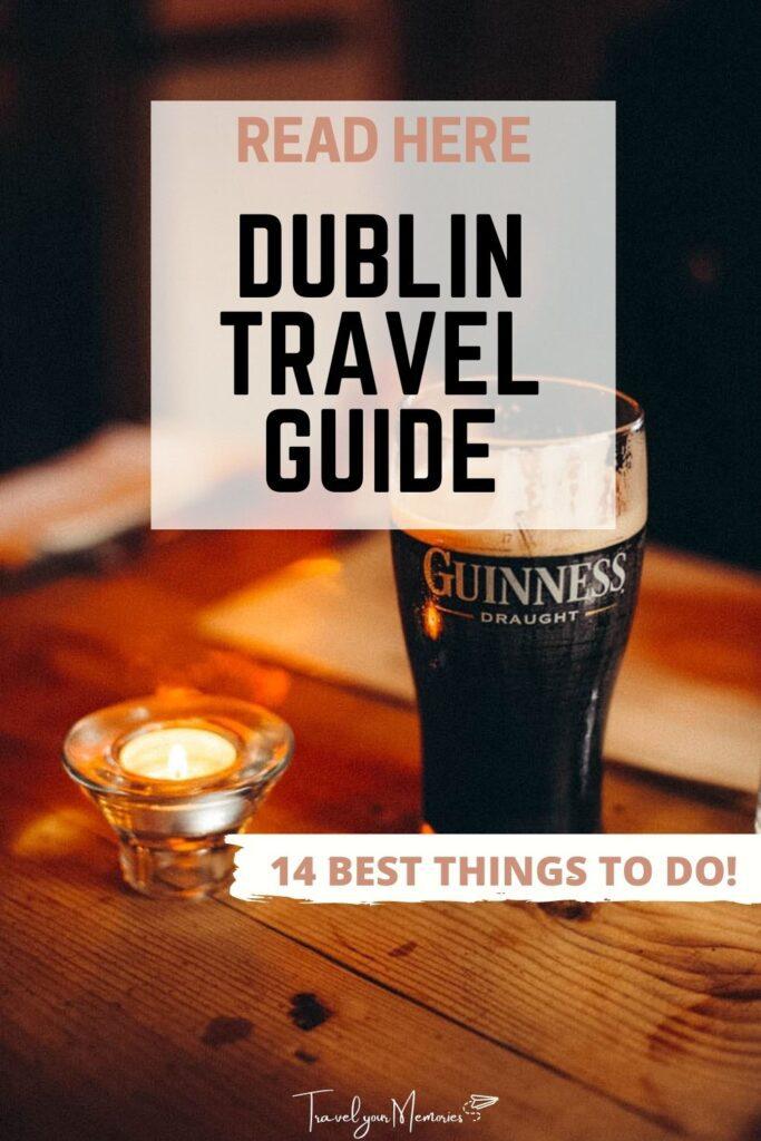 things to do in Dublin pin III