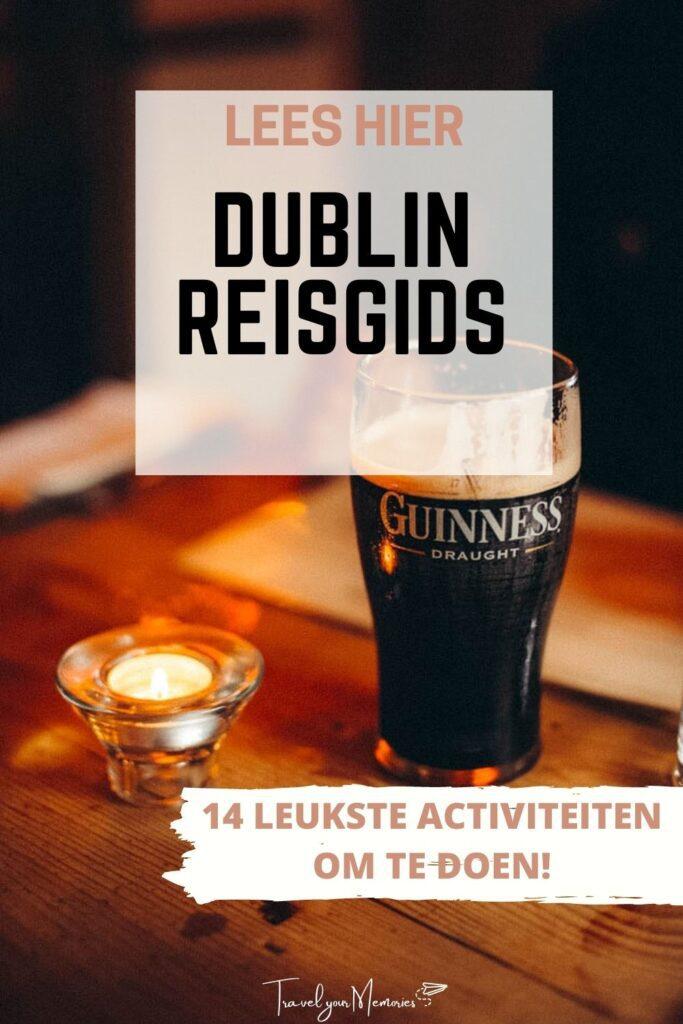 wat te doen in Dublin pin III